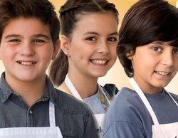 'MasterChef Junior 6' se despide de Jaime, Evelyn y Ferrán a un paso de la gran final