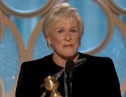 Globos de Oro 2019: Glenn Close pronuncia un emotivo y reivindicativo discurso feminista al recoger su premio