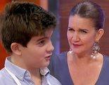 """Jaime ('MasterChef Junior') estalla por la traición de Samantha: """"No has sido honesta. Esta te la guardo"""""""