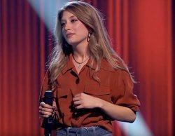 """'La Voz': Palomy López ya cantó """"Ángel Caído"""" junto a Malú en Telecinco"""