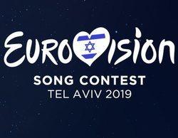 Eurovisión desvela el logo de Tel Aviv 2019 con la estrella como elemento principal