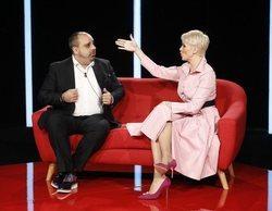 """María Jesús Ruiz y Julio Ruz protagonizan uno de los grandes reencuentros de 'GH Dúo': """"Estás muy feo"""""""