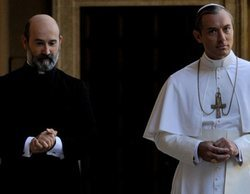 'The New Pope' muestra su primera imagen oficial y confirma el regreso de Javier Cámara