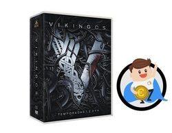 Las mejores ofertas en merchandising y DVD y Blu-Ray: 'The Walking Dead', 'Vikings', 'Águila Roja'