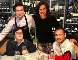 El Langui y Pablo Pineda preparan 'Donde comen dos', un programa gastronómico para TVE