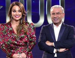 "Jorge Javier Vázquez acorrala a Paula Echevarría: ""¿Con quién entrarías a 'GH Dúo'?"""