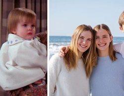 'Friends': Así han cambiado Noelle y Cali Sheldon, las gemelas que interpretaban a la hija de Ross y Rachel