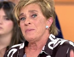 """Chelo se emociona con la vuelta de Terelu Campos a los platós: """"Eres muy valiente, te mereces vivir"""""""