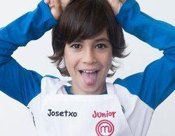 Josetxo, ganador de la sexta edición de 'MasterChef Junior' tras el duelo con Pachu
