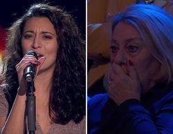 'La Voz': Una concursante emociona a su abuela al participar en las audiciones a ciegas por sorpresa
