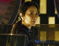 'Star Trek: Discovery': CBS All Access encarga el spin-off protagonizado por Michelle Yeoh