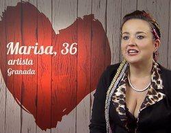 """Marisa espanta a su cita de 'First Dates': """"Me gustan sumisos; mi pareja tiene que ser como un perro"""""""