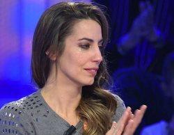 Almudena Cid rompe a llorar al lanzar un mensaje de apoyo a Christian Gálvez tras ser acusado de intrusismo