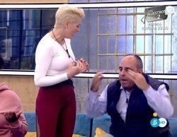 """'GH Dúo': Mª Jesús Ruiz asegura que Julio Ruz le hizo un """"amarre"""" con su pelo y su """"flujo"""""""