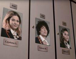 'Élite': Así son Georgina Amorós, Jorge López y Claudia Salas, los fichajes de la segunda temporada