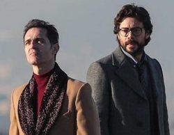 'La Casa de Papel': Primeras imágenes de la tercera temporada con Berlín y El Profesor