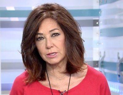 Ana Rosa Quintana defiende a Celia Villalobos de los ataques de colectivos feministas