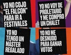 La irreverente campaña de 'Vota Juan' que mete caña a los principales líderes políticos