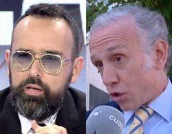 "Risto Mejide carga contra Eduardo Inda por sus fake news y él contesta: ""Me estáis tomando por gilipollas"""