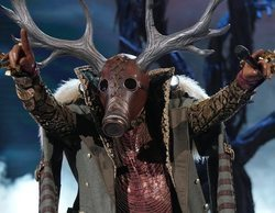 'The Masked Singer' no se recupera de su caída pero se mantiene líder indiscutible de la noche