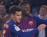 El partido Barcelona-Levante de la Copa del Rey (4,3%) triunfa en GOL