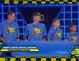 Nickelodeon presenta por primera vez una familia con dos padres en 'Double Dare'