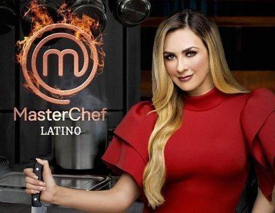 La presentadora de 'MasterChef Latino', Aracely Arámbula, abandona el  talent culinario