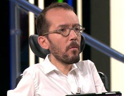 """Echenique, contra Errejón tras el """"plantón"""" a Podemos: """"Yo dejaría el acta"""""""