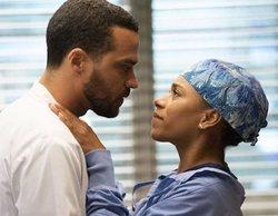 'Anatomía de Grey' vuelve fuerte y busca las cosquillas a la temporada final de 'The Big Bang Theory'