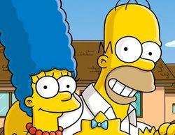 La sobremesa de 'Los Simpson' (5%) lidera con holgura en las temáticas
