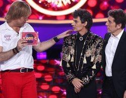 'Tu cara me suena 7': Carlos Baute gana la Gala 12 como Juan Gabriel