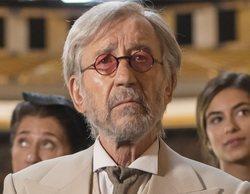 """José Sacristán ('Alta mar'): """"Me da igual trabajar para Netflix que para el alcalde de Alcorcón"""""""