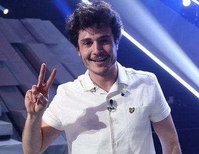 """Miki, tras vencer con """"La venda: """"Quien use políticamente Eurovisión no sabe lo que es"""""""
