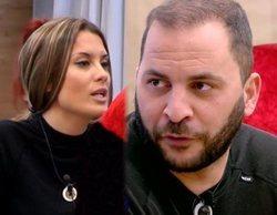 'GH Dúo': Candela sufre un ataque de celos tras un supuesto tonteo entre Antonio y Sofía