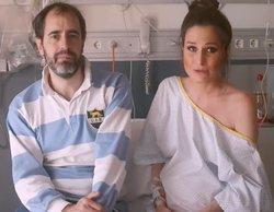 """Verdeliss explica entre lágrimas el motivo de su ingreso: """"He roto aguas a las 30 semanas de embarazo"""""""