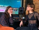 Aitana comparte una imagen junto a Zahara componiendo para su segundo disco