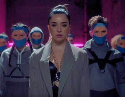 """Así suena y es el videoclip de """"Fuerte"""", la canción de Lola Índigo para 'Fama a bailar'"""