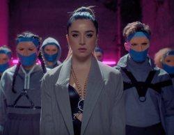 """Así suena """"Fuerte"""", la canción de Lola Índigo para 'Fama a bailar', que llega con videoclip con los profesores"""