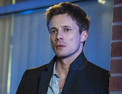 Bradley James ('Damien') protagonizará 'The Liberator', la ficción bélica de Netflix
