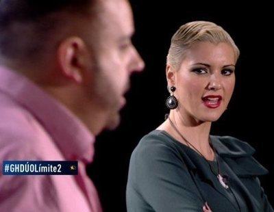 """Mª Jesús Ruiz amenaza a Julio Ruz en 'GH Dúo': """"No te quiero humillar, así que cállate ya"""""""