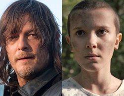 'The Walking Dead' y 'Stranger Things' se alzan como las series más vistas bajo demanda en 2018