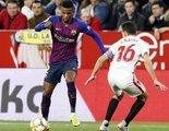 El partido de Copa del Rey Sevilla-Barcelona arrasa en prime time y le roba el liderazgo a 'Sila'