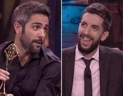 """El divertido pique entre Broncano y Roberto Leal en 'La resistencia': """"Piensa lo que yo me gasto en vitrinas"""""""