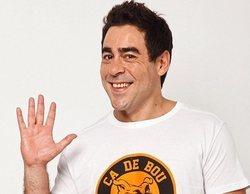 Pablo Chiapella graba un piloto para presentar 'Reacción en cadena', un nuevo concurso en Cuatro
