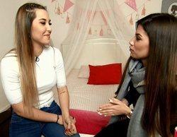 Jenni y Claudia protagonizan la primera cita lésbica de 'Mujeres y hombres y viceversa'