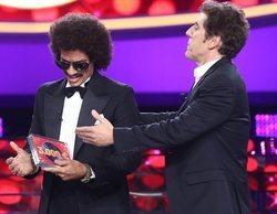 'Tu cara me suena': Carlos Baute gana la Gala 13 junto a Ruth Lorenzo como Lionel Richie y Diana Ross