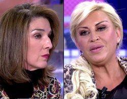 """El encontronazo de Raquel Mosquera con Paloma Gª Pelayo en 'Deluxe': """"¿Por qué te picas conmigo?"""""""