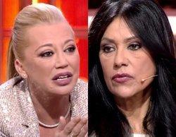 "Belén Esteban se enfrenta a Maite Galdeando en 'GH Dúo: El debate': ""¡No lo voy a consentir!"""