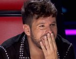 'La Voz': Pablo López, al borde de las lágrimas ante la dulzura de Auba en las audiciones a ciegas