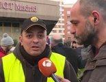 Susanna Griso reprocha a Tito Álvarez su alusión a la homosexualidad de Marlaska en la huelga de taxis